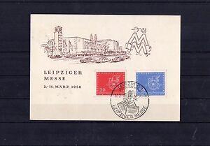 DDR-cartolina-Fiera-Lipsia-1958-con-timbro-speciale