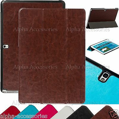 Slim Folding PU Leather Stand Case Cover For Samsung Galaxy Galaxy Note Pro 12.2