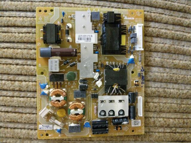 Parte rete scheda elettronica dps-93bp per SHARP TV Model lc-32le632e o PHILIPS 32 Migranet 6606