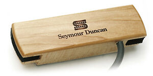 NEW-Seymour-Duncan-Hum-Cancelling-Woody-Acoustic-PICKUP-SA-3HC-MAPLE