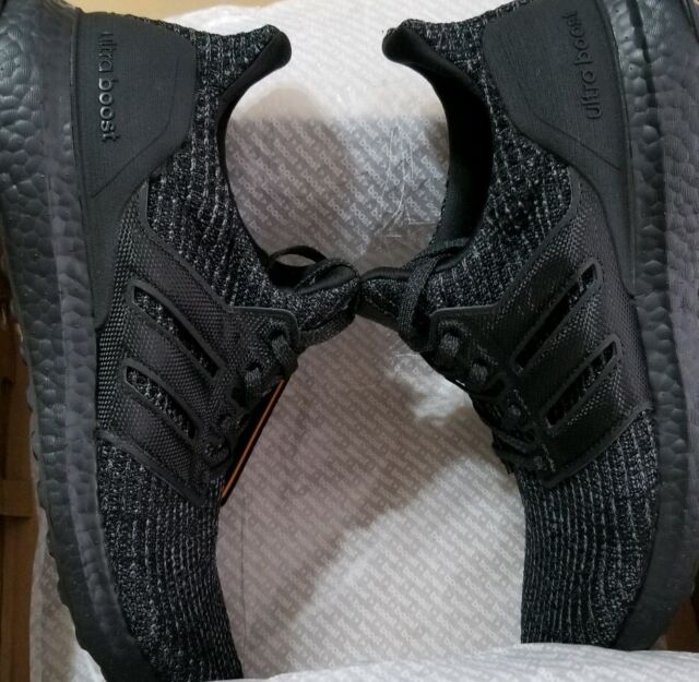 official photos 51a7e 88b76 Adidas UltraBoost Ultra Boost 4.0 Triple Black BB6171 Mens Size 13