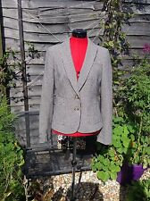 New BANANA REPUBLIC JACKET SIZE 10 uk, 6 US, 38 eur rrp £150, italian fabric