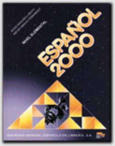 1 of 1 - Espanol 2000: Level 1 Student's Book By N. Garcia Fernandez, J. Sanchez Lobato