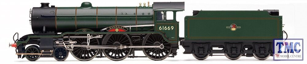 R3003X Hornby OO Gauge BR BR BR 4-6-0 Barnsley B17 6 classe Late BR DCC Fitted 354225
