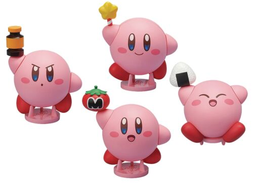 Corocoroid Kirby 2.3-Inch Box of 6 Collectible Figures