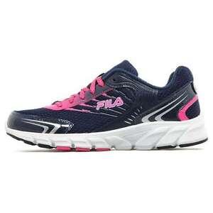 women's fila fresh 5 navy/pink 5sr20561 athletic casual