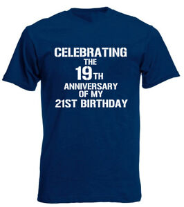 Celebrating 40th T Shirt Funny Mens 40th Birthday Gifts Presents
