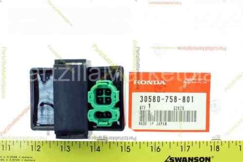 MODULE  IGN CONT Honda 30580-758-801