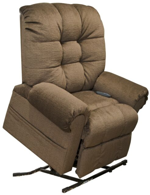 Enjoyable New Catnapper Omni Big Man 4827 2008 45 Power Lift Chair Recliner Truffle Fabric Pabps2019 Chair Design Images Pabps2019Com