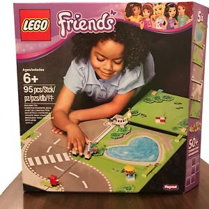 NEW NEVER OPENED! Lego 853671 Heartlake City Playmat  Lego Friends Play Mat