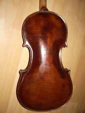 Mittenwald  Geige 18-19 Jahr.?