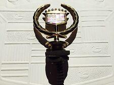 1993 - 1996 Cadillac DeVille STS Brougham gold Motorhauben Emblem Hood Ornament