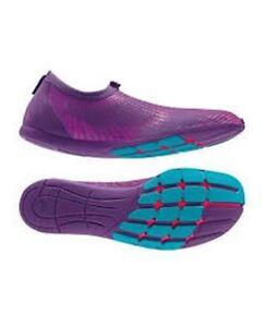 Details about Adidas Womens Adapt Barefoot adiPure Puple Light Yoga Gym Running Shoes 6 RARE