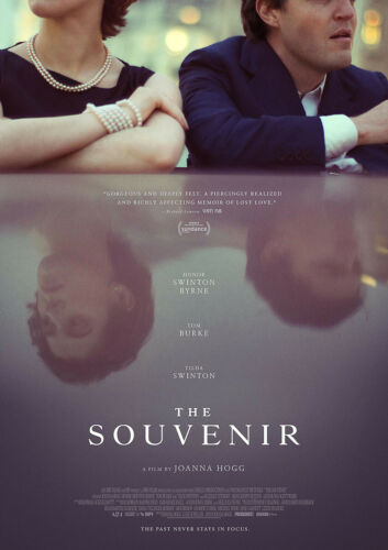 Movie Cinema Poster THE SOUVENIR 2019 Joanna Hogg Film Art Print