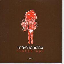 (466C) Merchandise, Listen Up! - DJ CD