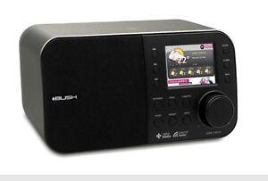 BUSH-BR320DABC-COLOUR-SCREEN-DIGITAL-AND-INTERNET-RADIO-NEW-DAMAGED-CARTON