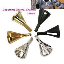 Deburring External Chamfer Drill Bit Hexagon Shank Drilling Tool Burr Remov J8R4