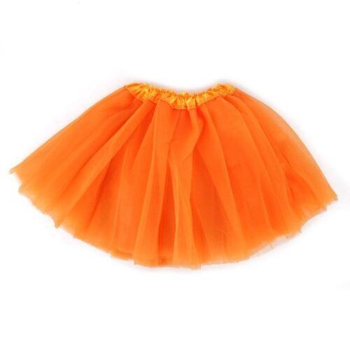 Baby Girls Kids Solid Tutu Ballet Dance Skirts Fancy Party Skirt Mini Dress SAGL