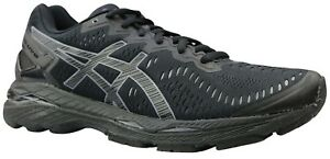 Asics Gel Kayano 23 Damen Laufschuhe Sneaker Schuhe schwarz T696N-9099 Gr 37 NEU