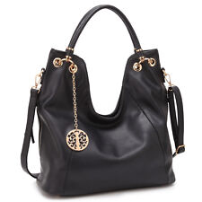 Item 3 New 2018 Womens Handbags Soft Faux Leather Hobo Bags Shoulder Bag Large Purse