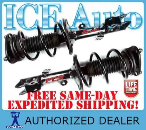 FCS Complete Loaded FRONT Struts /& Spring Assembly for 2011-2014 KIA SPORTAGE