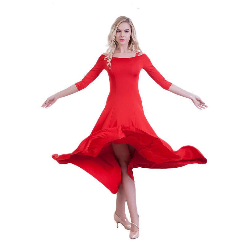 NEU Latino salsa Kleid TanzKleid Standard LatinaKleid Latein Turnierkleid NN087