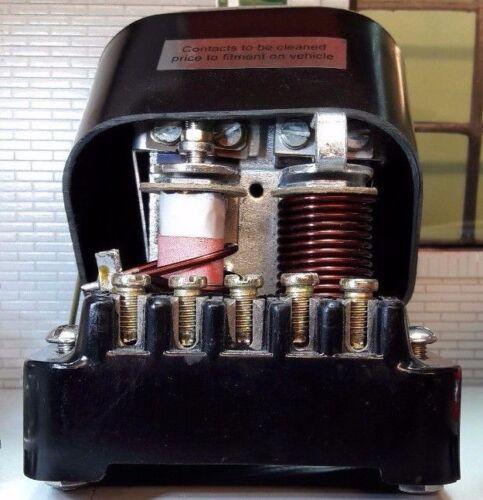 MG Mga Magnetta Za Zb Td Tf Triumph TR3 Lucas Kopie Spannungsregler Box