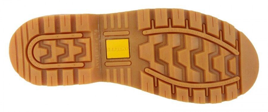 Amblers FS7 Seguridad Botas Botas Botas Con Punteras De Acero & Entresuela c43697