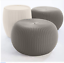 keter knit cozy 3 piece deck patio set 2 ottoman & storage table cream & taupe