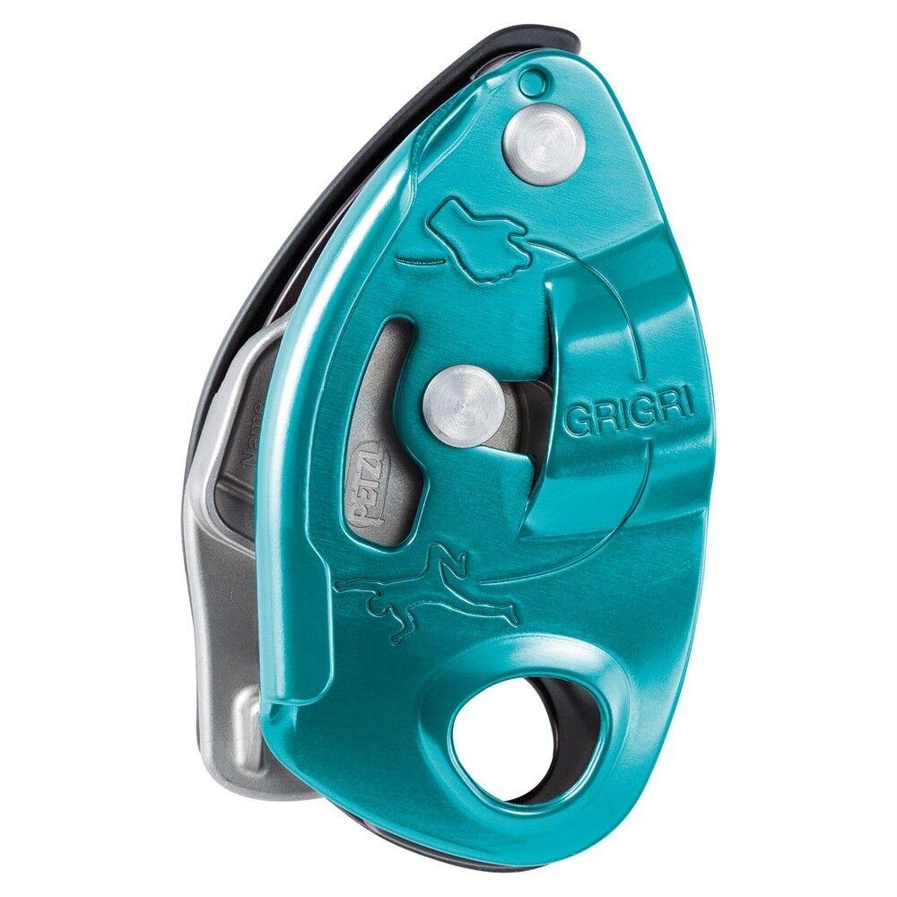 Petzl bluee GRIGRI 3 belay device 2019