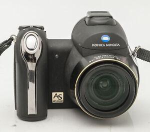 Konica-Minolta-Dimage-z6-fotocamera-Digitale-Bridge-Videocamera-Nero