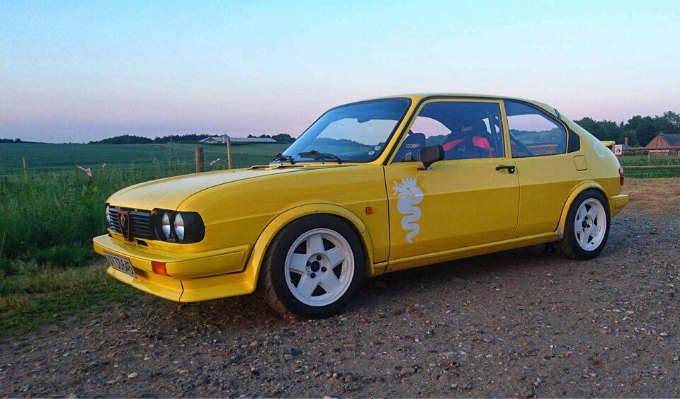 Alfa Romeo Alfasud, 1,5 Ti, Benzin
