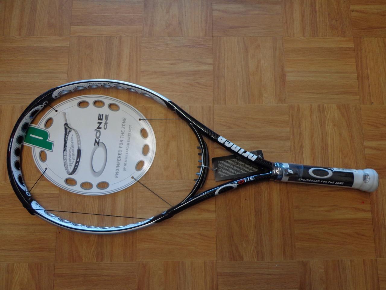 NEW PRINCE OZONE 1 118 head 4 1 2 grip Tennis Racquet