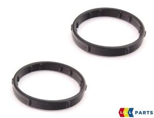 NEW-GENUINE-AUDI-A4-A5-A6-A7-A8-Q5-COOLING-WATER-PIPE-SEAL-RING-2-PCS-06E121119A