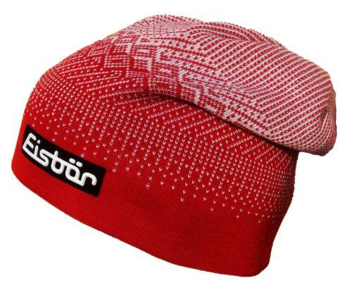 NEW-profita Dilkon OS MU SP Pince Slouchy Merino Wool Hiver Beanie a