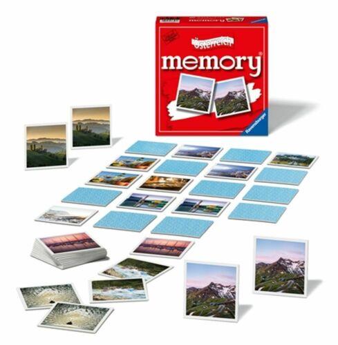 MEMORY® NEU Ravensburger 88393 ÖSTERREICH * AUSTRIA