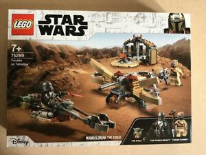 LEGO 75299 Star Wars: The Mandalorian Trouble on Tatooine Building Set