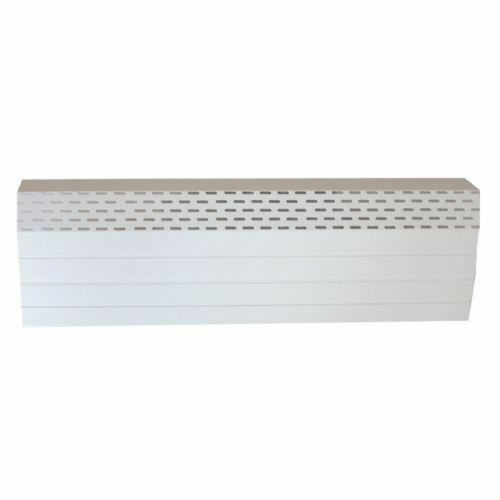 Hot Water Hydronic Baseboard Cover Heater Front