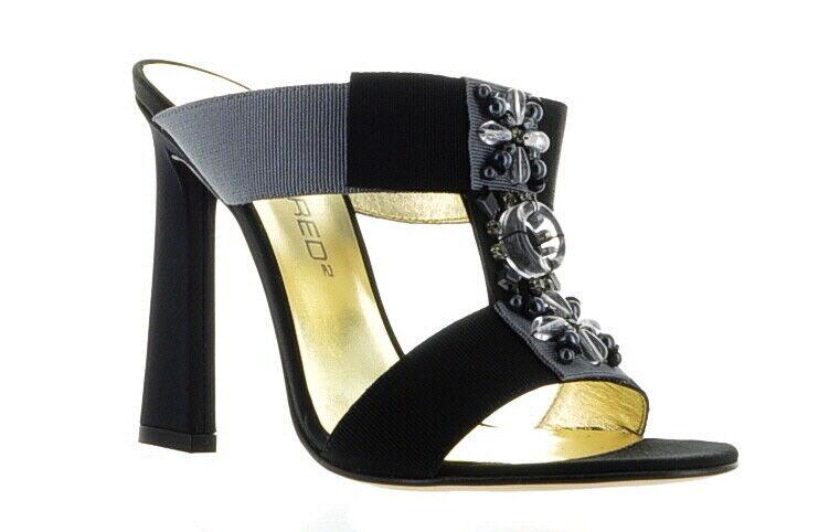 1299 Dsquared shoes Black Leather Size US 10 IT 40 Deal 8383