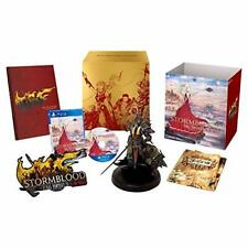 Final Fantasy XIV Stormblood Collector's Edition Ps4 Japan Game