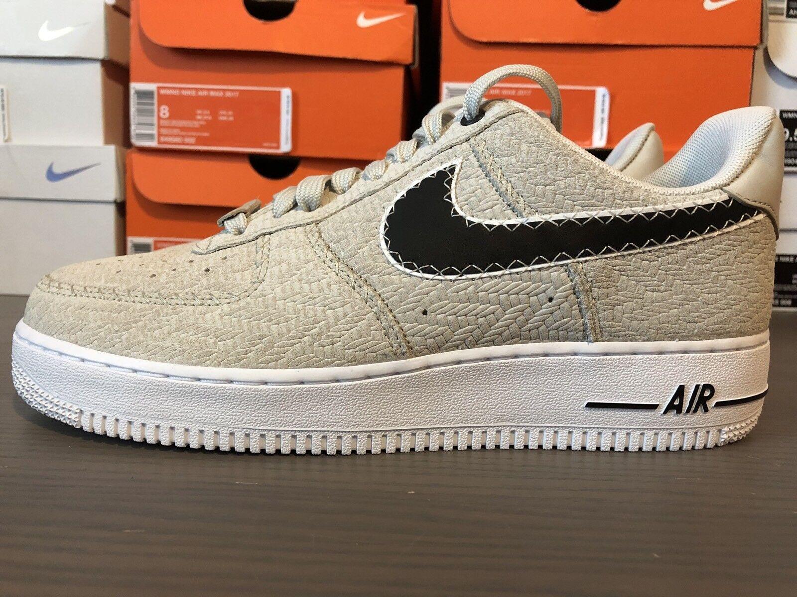 Nike Air Force 1 '07 N7 AO2369 001 SZ 8.5