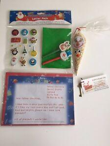 Santa magic key reindeer food letter to santa kit stickers pencils image is loading santa magic key reindeer food letter to santa spiritdancerdesigns Choice Image