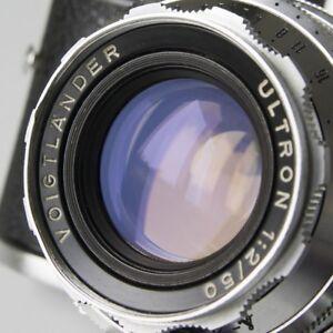 Analogkameras Foto & Camcorder Voigtländerkamera Vitomatic Iia