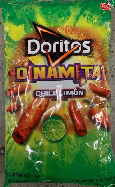 Doritos Dinamita Chile Limon Corn