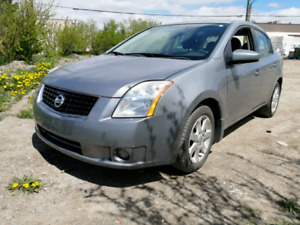 2008 Nissan Sentra LOW KM Well maintained - Serviced Regularly