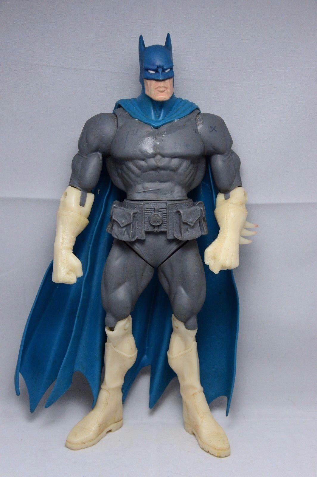 Dc - helden toysrus ohne besondere 12  batman - figur prototyp testshot