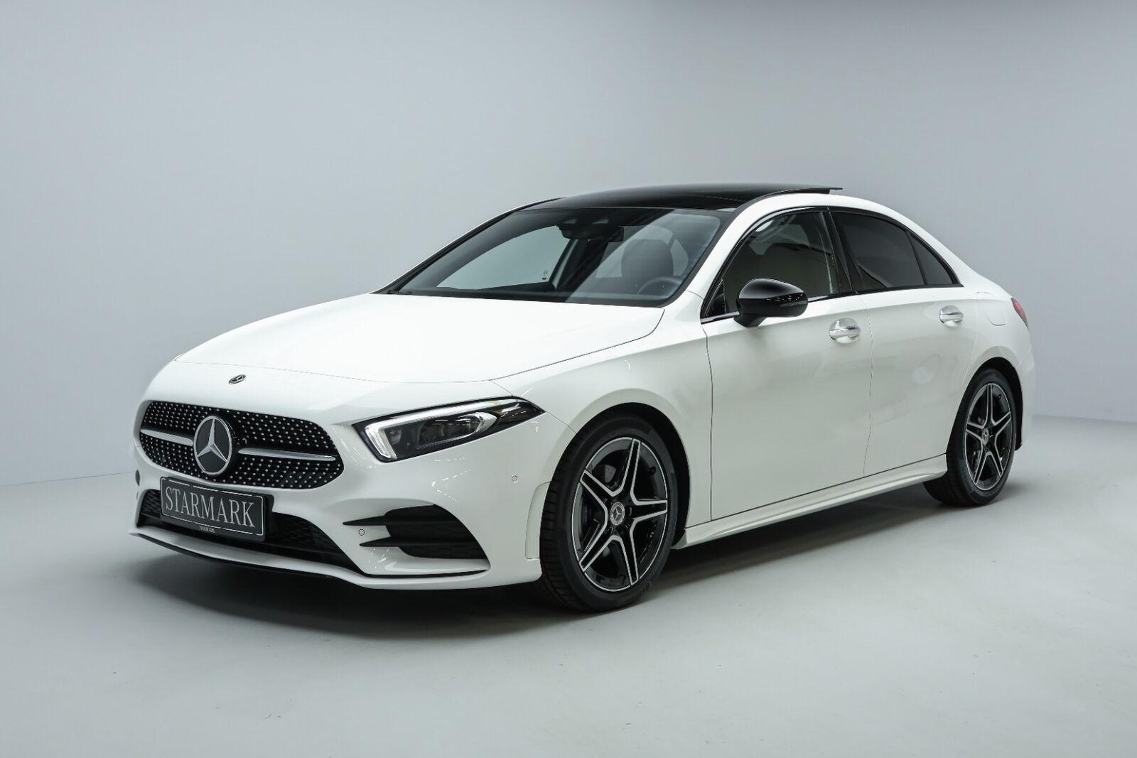 Mercedes A200 d