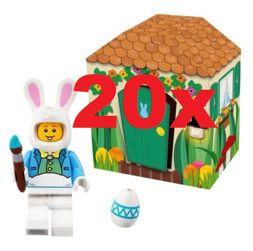 LEGO® 20x Iconic Easter 5005249 - NEW   FACTORY SEALED - YEAR 2018
