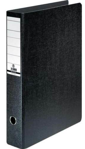 Ordner A3 Aktenordner Hochformat schwarz 7,5 cm NEU