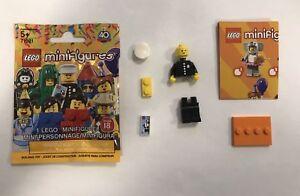 Lego Minifigure Series 18 Classic Retro Policeman Cop RARE CHASE IN